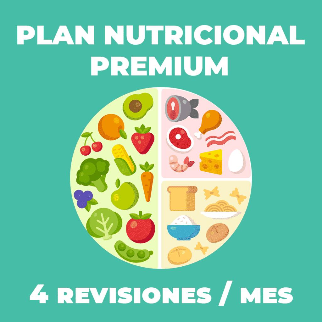 Plan Nutricional premium
